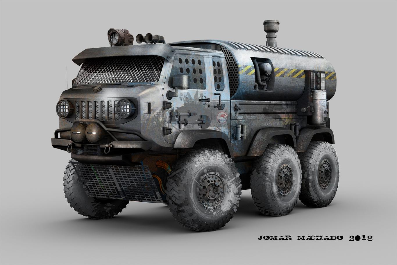 Machadoj mini war truck 1 8a2e2756 l5em
