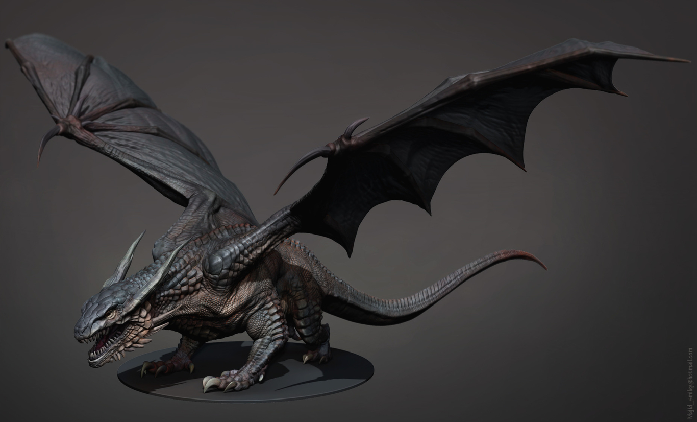 Majid smiley dragon design 1 7e35058a h9g7