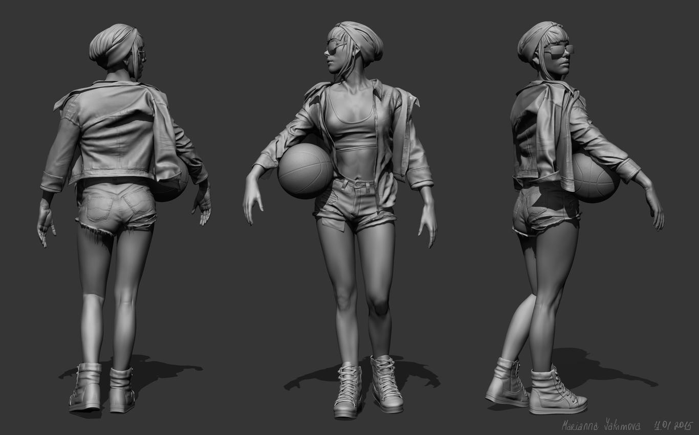 Mariannakot basketball girl 1 490847ea onz0