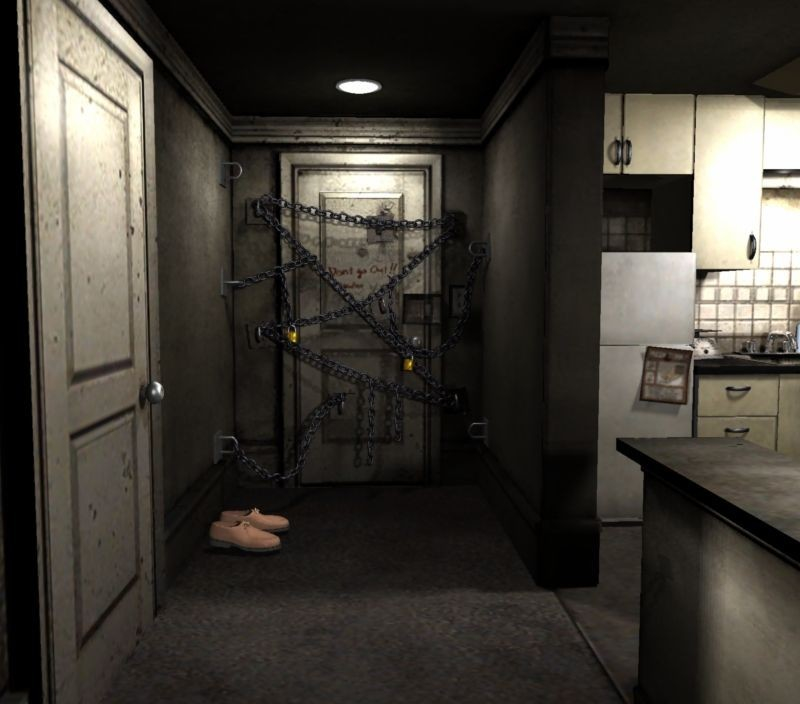 Silent Hill 4 The Room By Max2006 3d Cgsociety