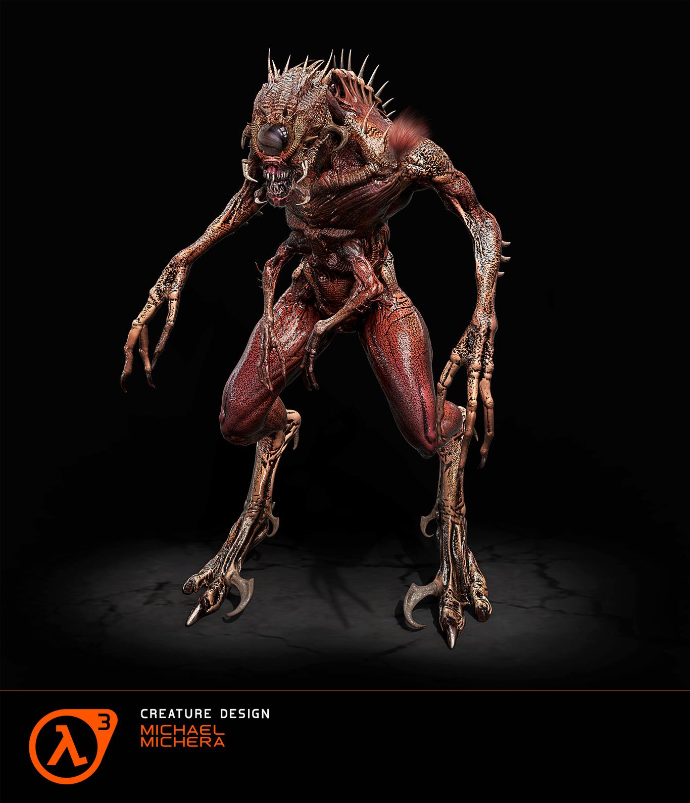 Half Life 3 - Vortigaunts' Beast