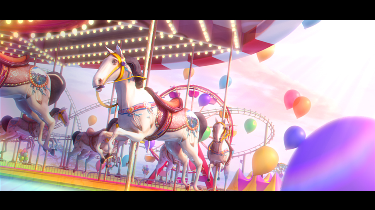 Carnival Lighting Challenge By Moon881228 Fantasy