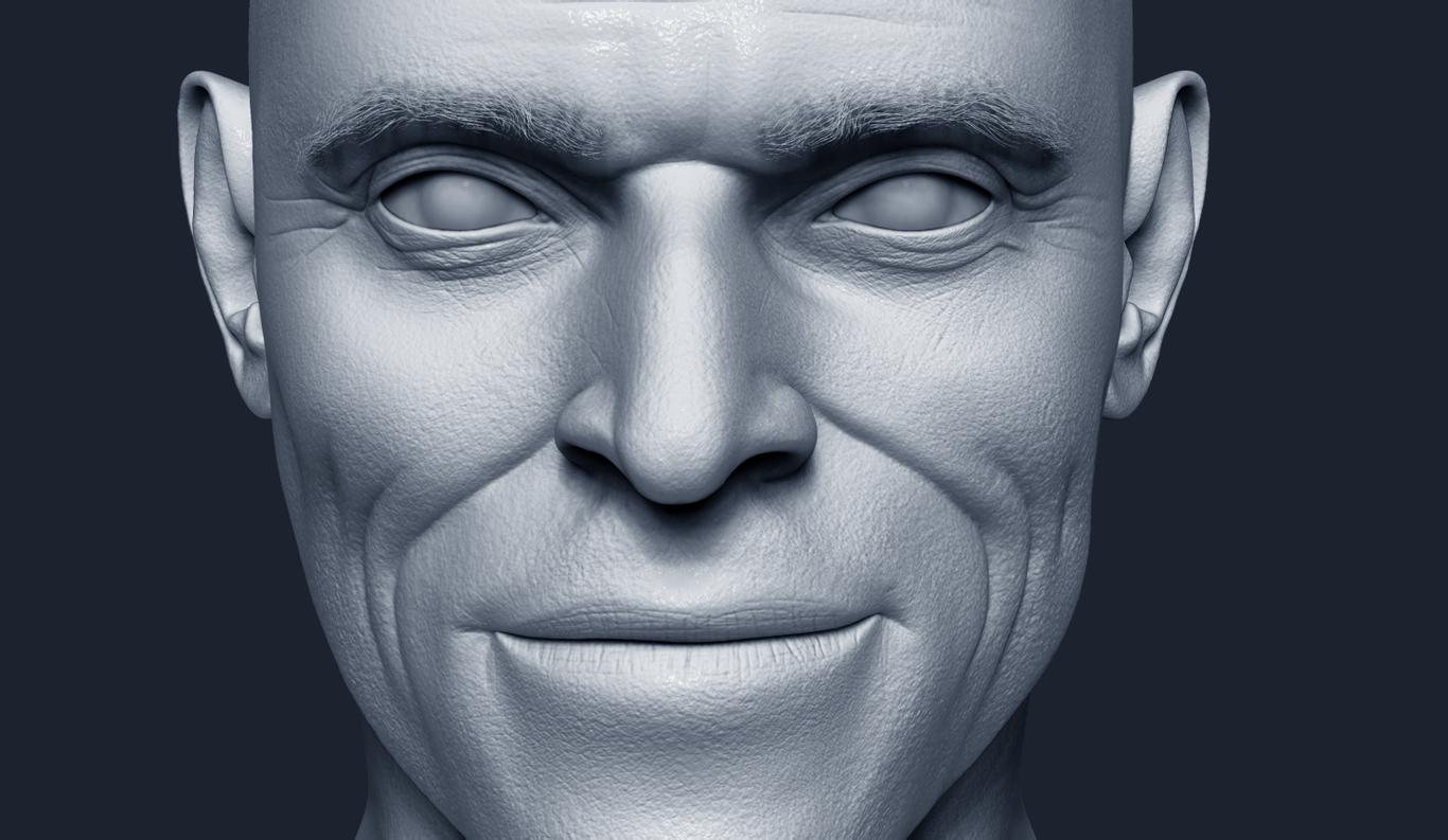 Narendrak male face study 1 1fcb9f9b 8huq