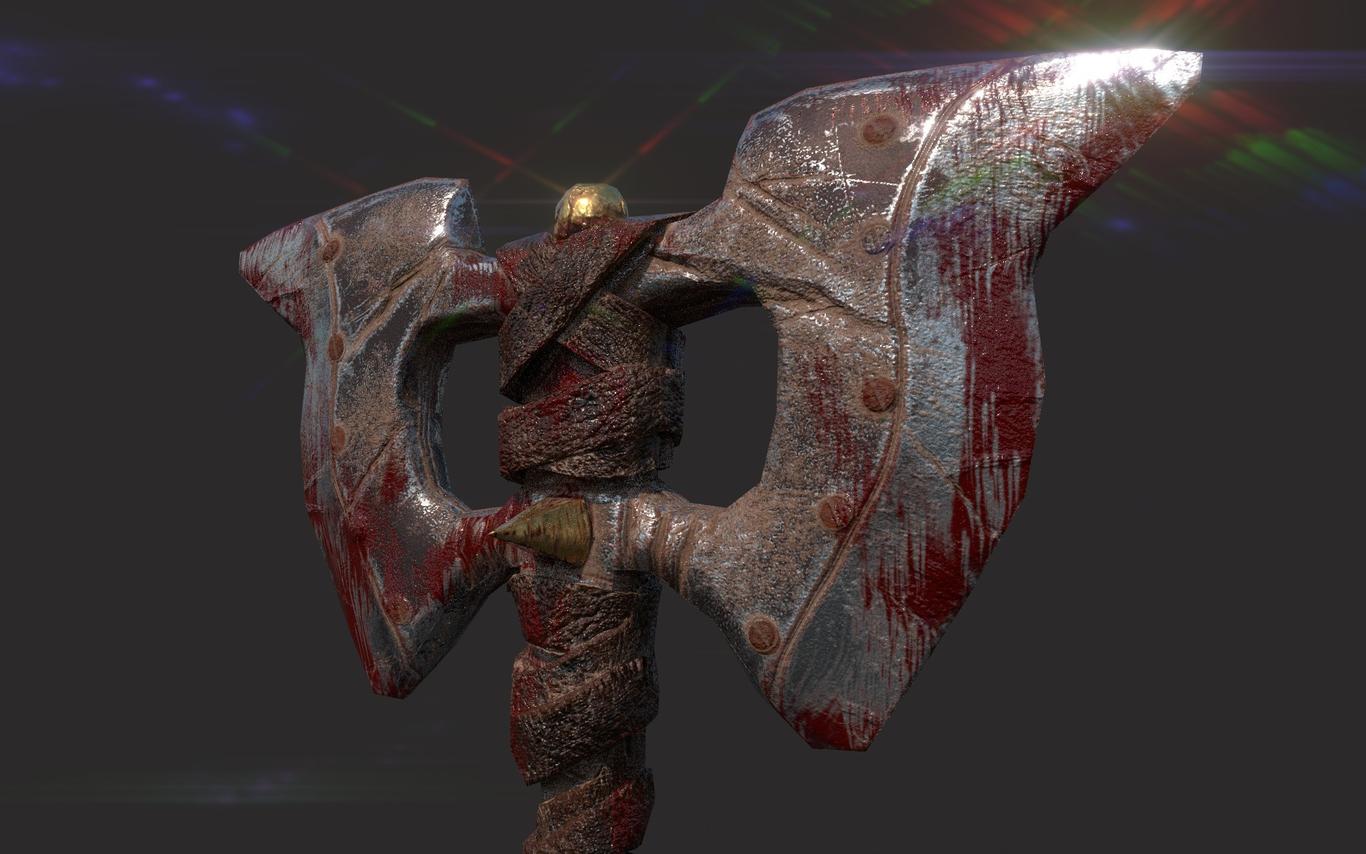 Narendrak medieval weapon axe 1 14663083 jlxl