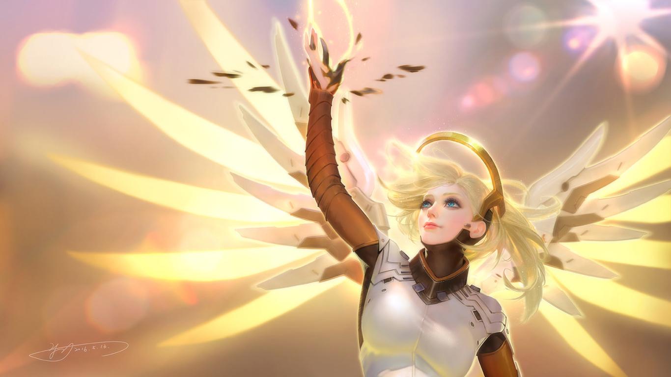 Mercy of Overwatch