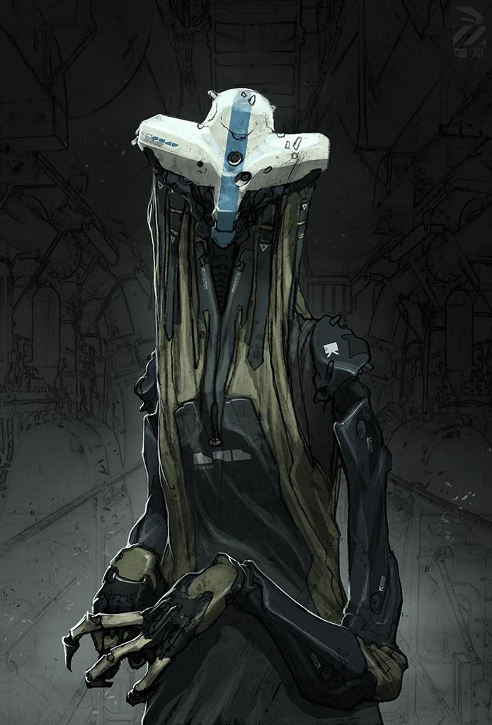 Protocol Robot.