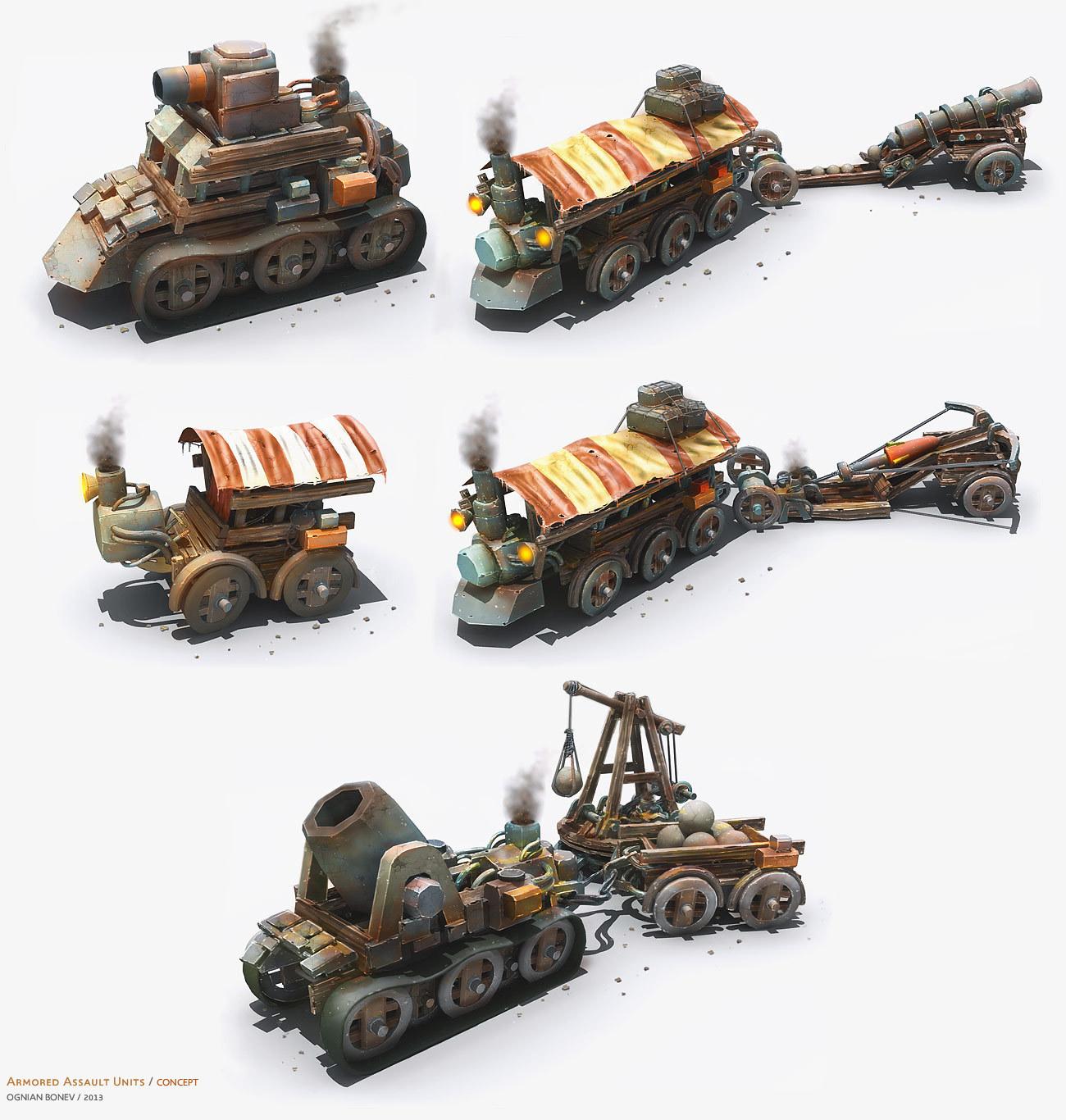 North armored assault unit 1 e41f3de1 ynzx