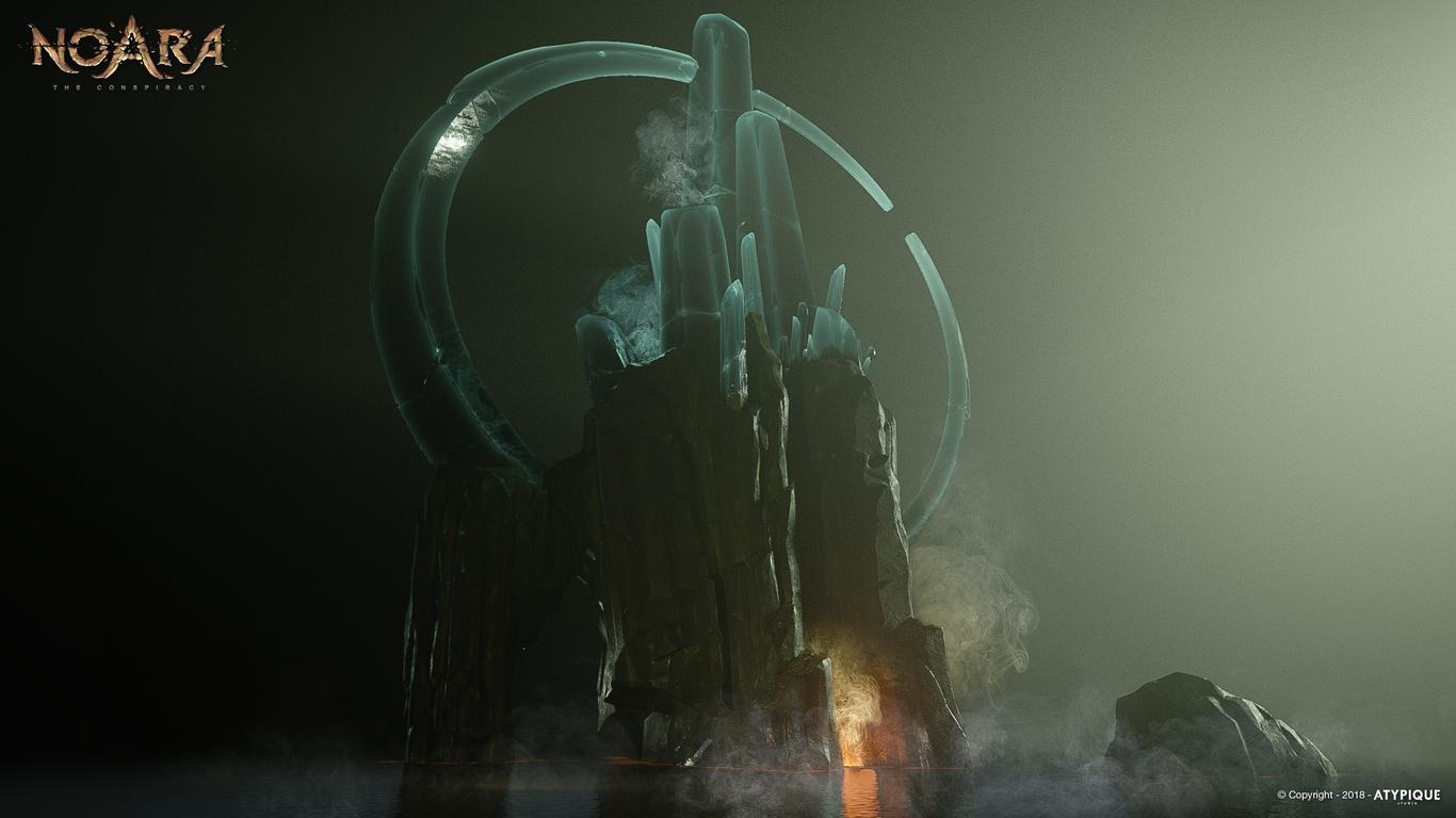 Noara Trailer - Blender EEVEE by Pieriko | Animation | 3D