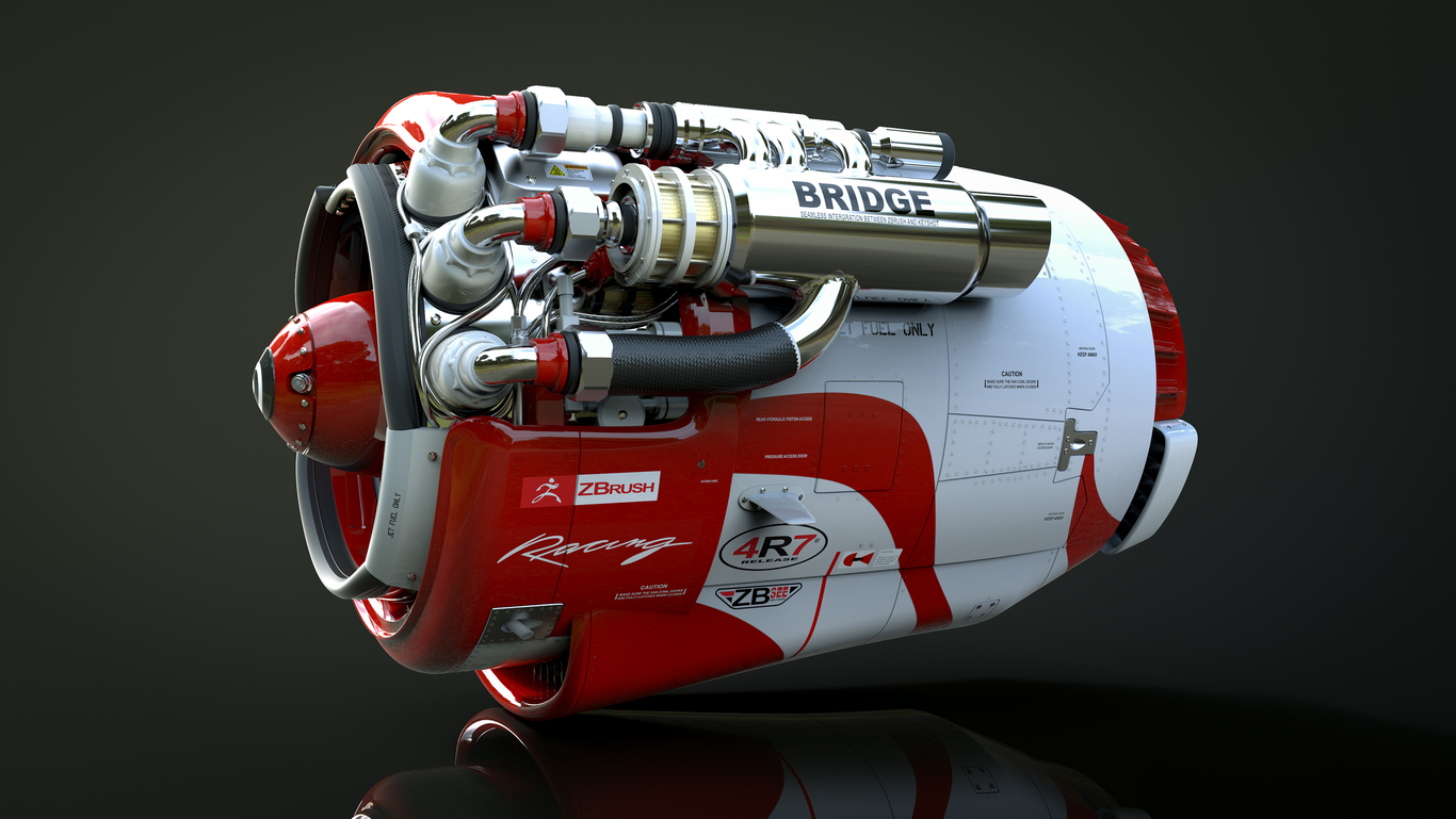 Piggyson 1 zbrush 4r7 racing 1 444448c5 unj5