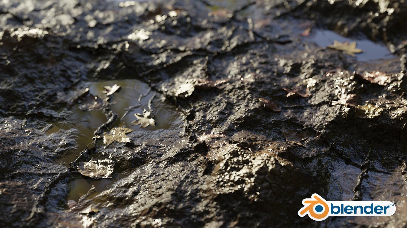 Pixelshatter semi procedural mud  1 b382c034 h1r3