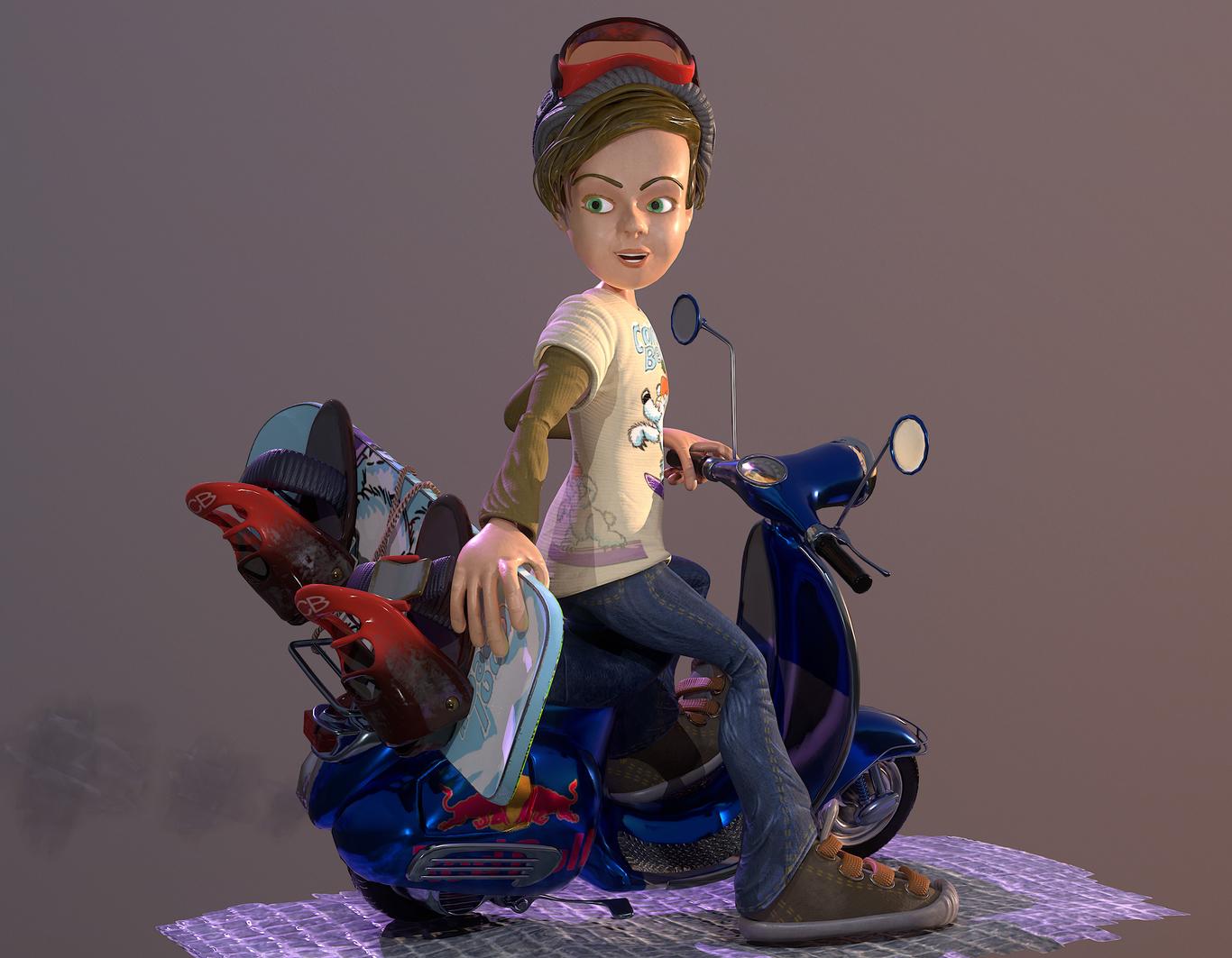 Rabaman71 boy on scooter 1 82ab340d 9nj3
