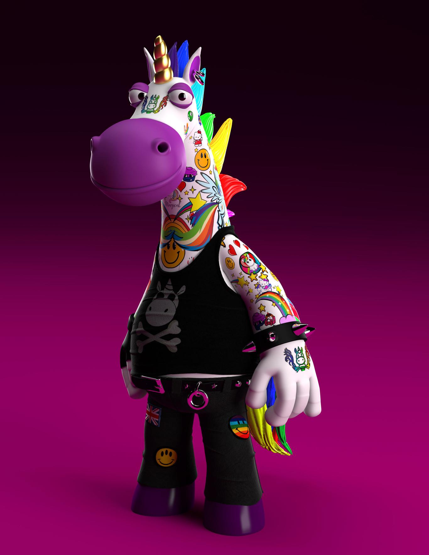 Redorb333 punk unicorn 1 5141244b ifgd