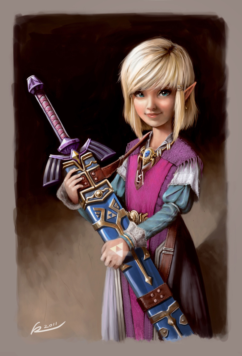 Reevolver young princess zelda 1 9c5e6894 anus