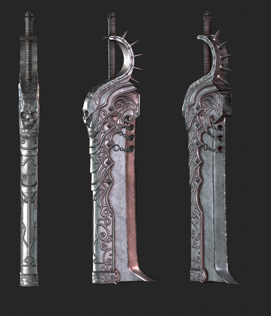 sword turnaround