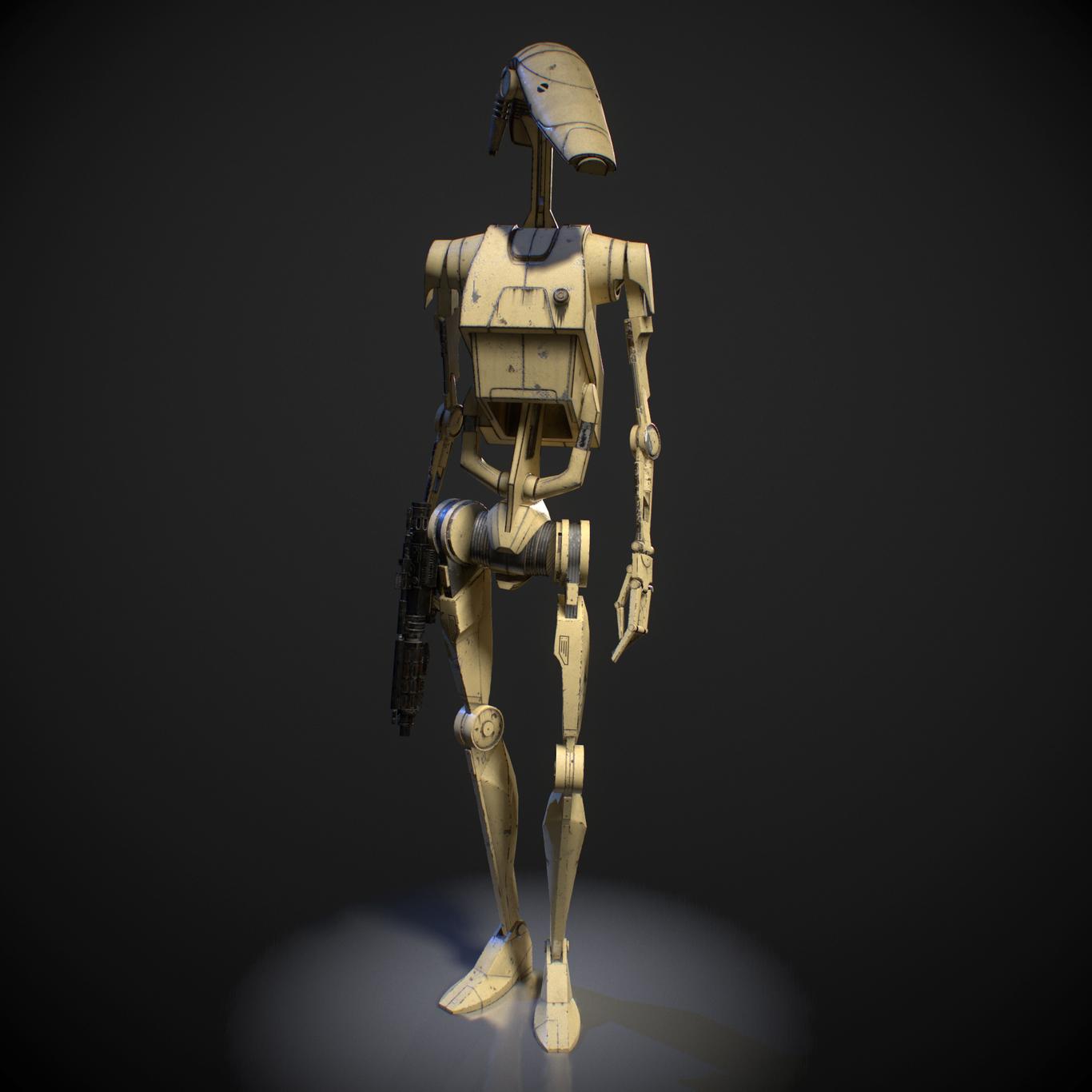 Sergiopl battle droid starwar 1 bbea4b95 phan