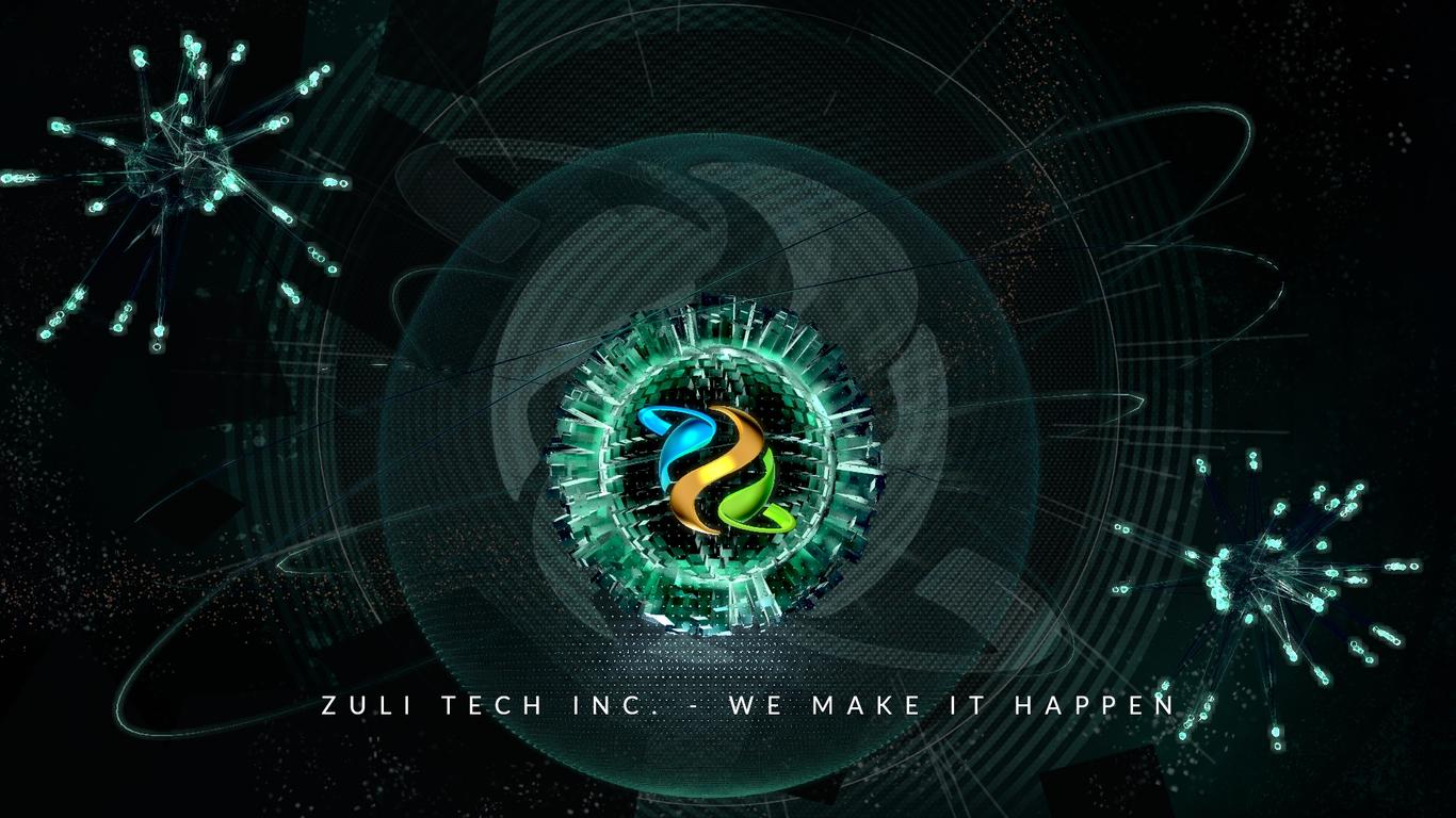 logo graphics use blender + animation node + nateon comp
