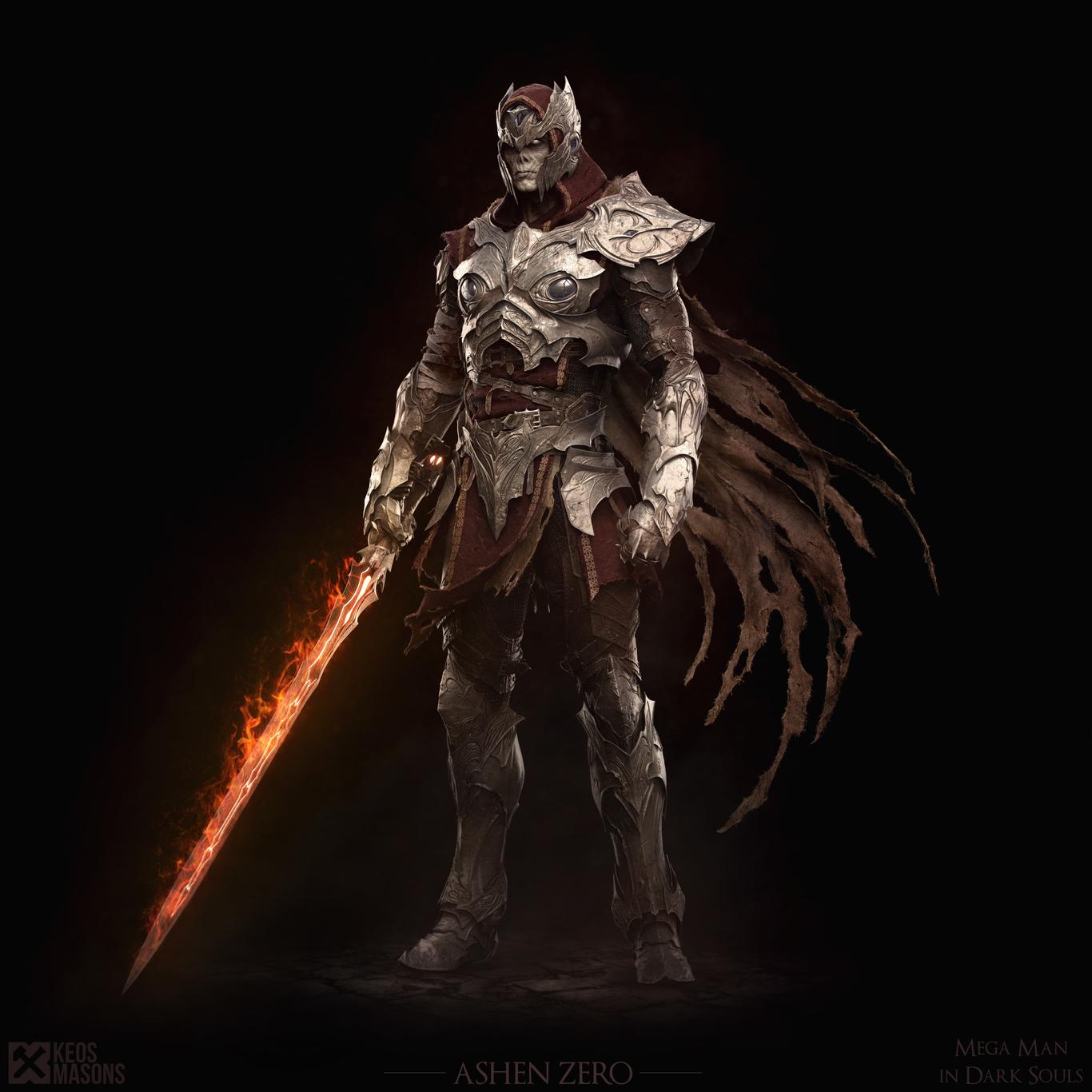 Shocksplash ashen zero mega man  1 f44b7436 5wln