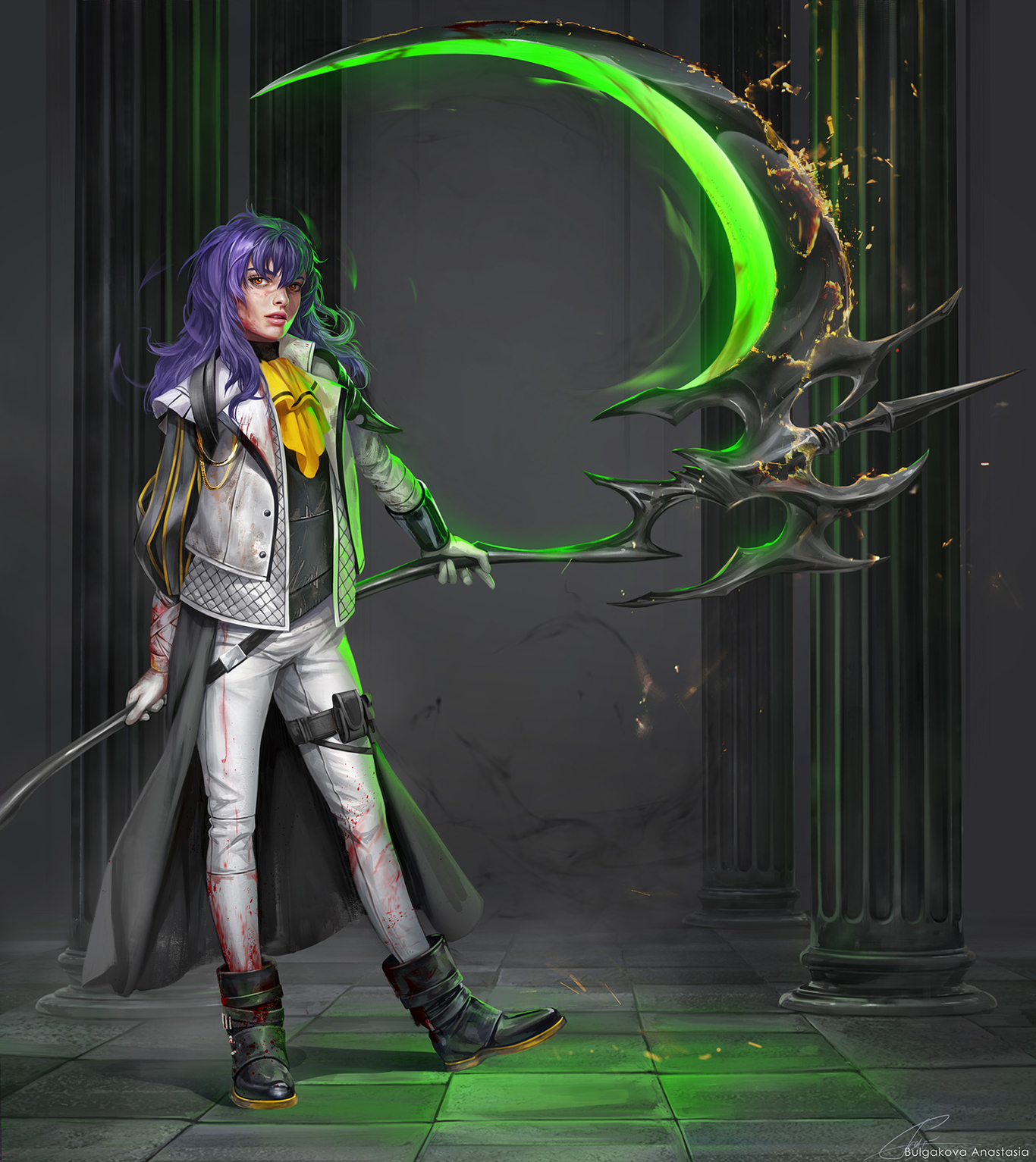 Shinoa- Aristocrat