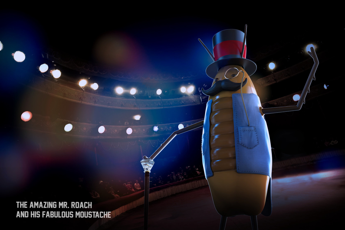 Susskind the amazing mr roach 1 6f0031f3 fbgv