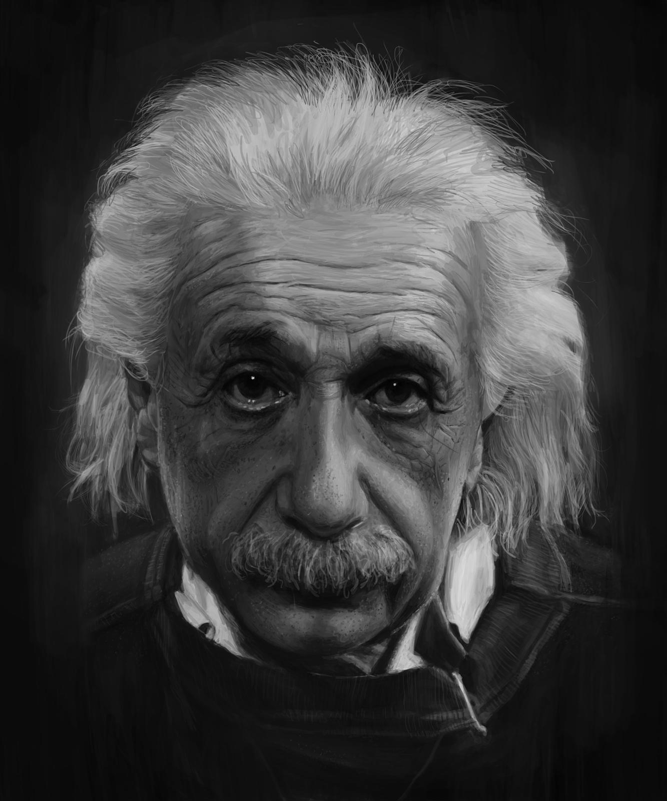 Albert Einstein Ulm 14 maart 1879 Princeton 18 april 1955 was een DuitsZwitsersAmerikaanse theoretisch natuurkundige van Joodse afkomst