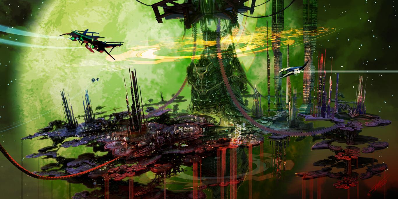 Zeroxenon777 alien colony 1 009d493a euq5