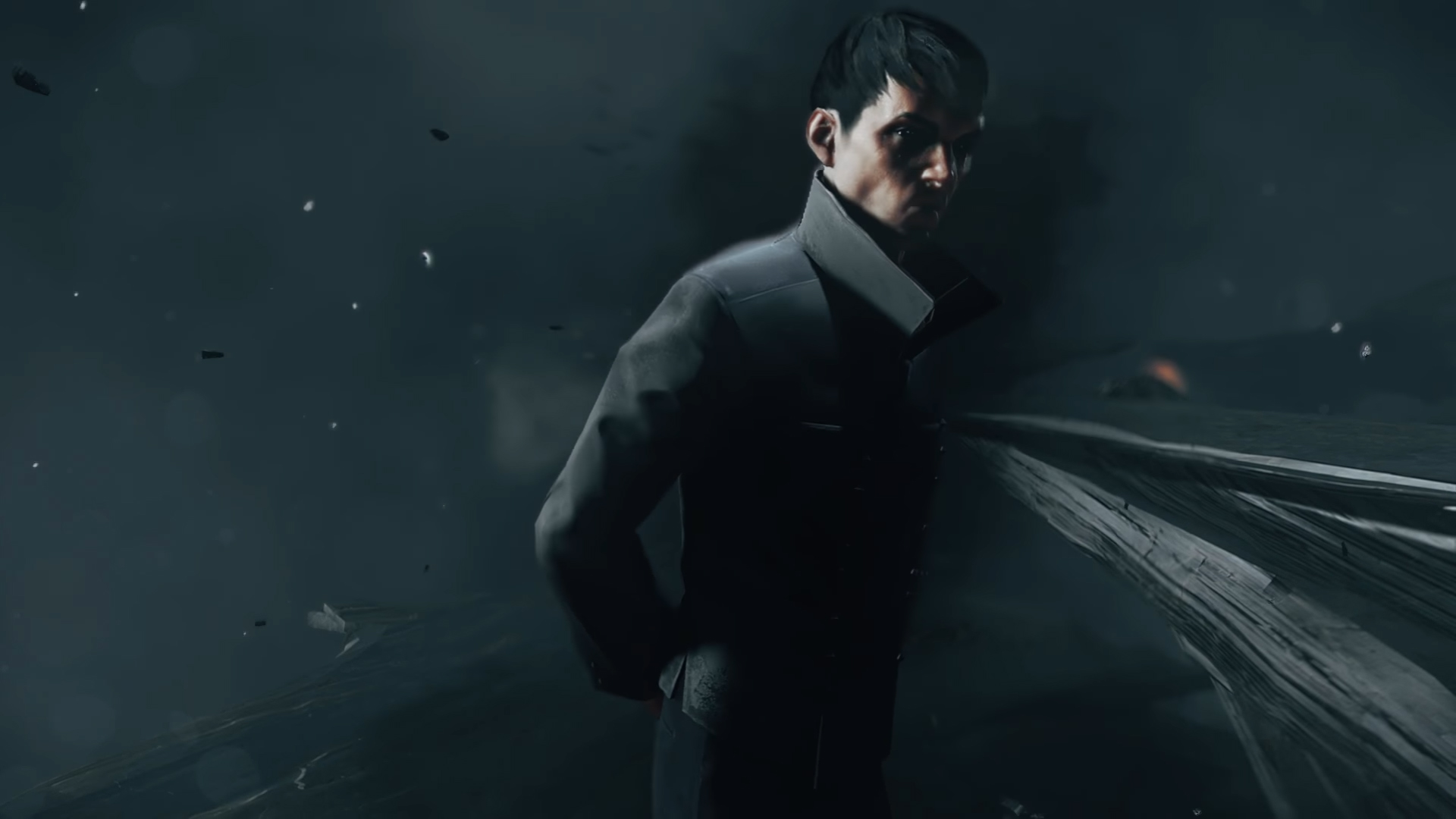 Dishonored 2 Official Launch Trailer Article Cgsociety