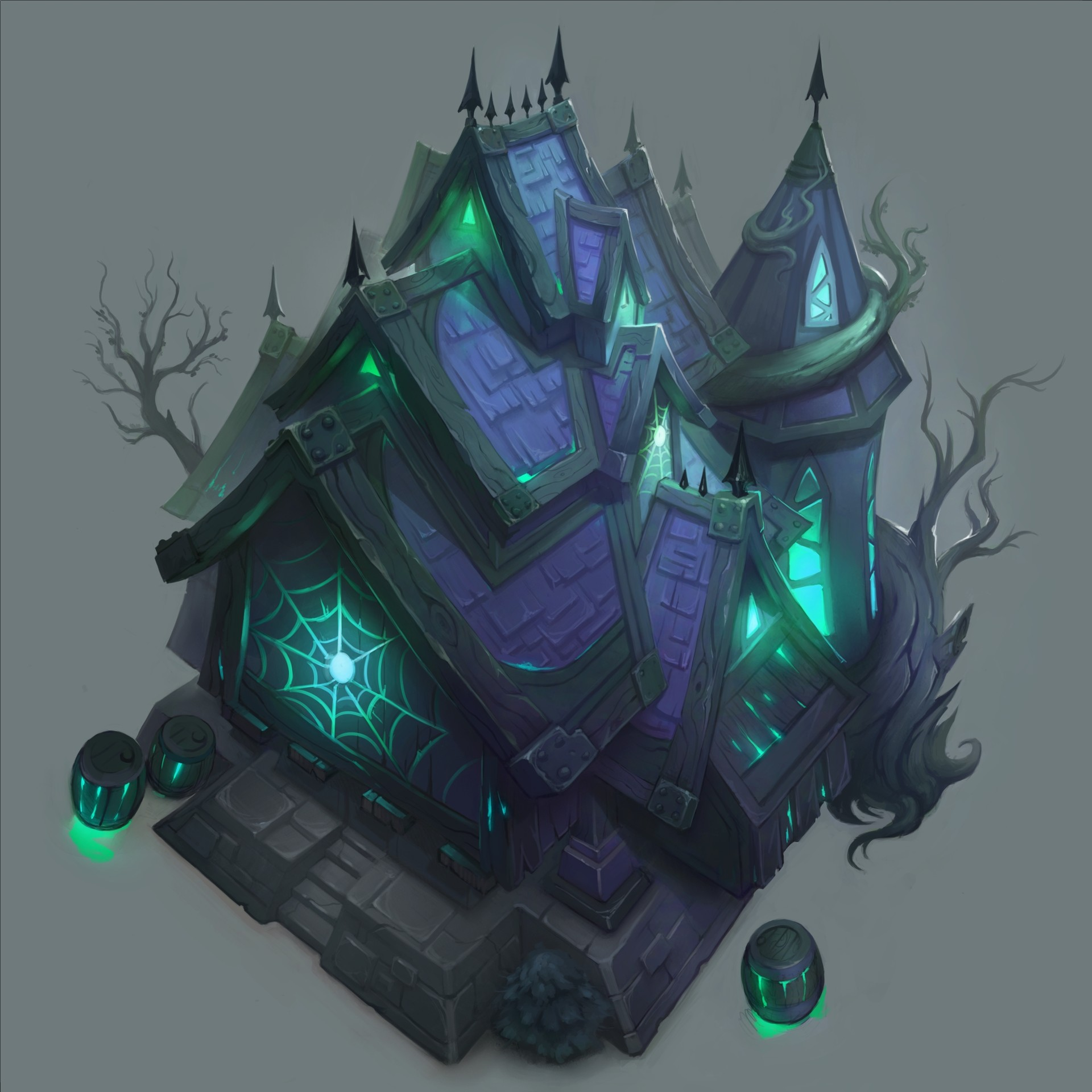 Free Fundamentals of Environment Design Course - article   CGSociety